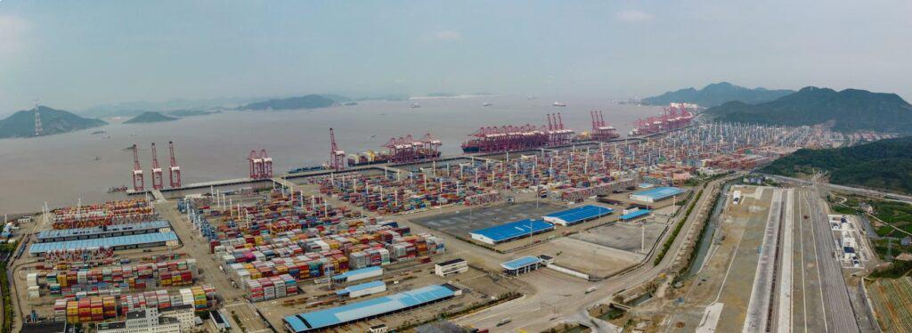 Ningbo-Zhoushan Port